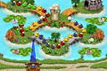 [カラフルな鳥たちを消していくZUMA風アクションパズルゲーム]Bird's Town