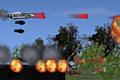 [戦闘機の横スクロールシューティングゲーム]Fighter Patrol 42