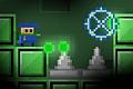 [光源かつ武器を使って真っ暗な洞窟を進むアクションゲーム]Light Hunter