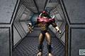 [エイリアンに乗っ取られてしまった宇宙ステーションから脱出するガンシューティングゲーム]Alien Attack