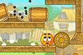 [囲いを設置してヒョウからキャラを守る物理パズルゲーム]Cover Orange – Players Pack 2