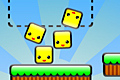 [ブロックを指定の枠内に移動させる物理パズルゲーム]Blocks!