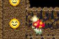 [制限時間内に薄暗い洞窟から抜け出す迷路脱出アクションゲーム]Mushroom Maze