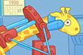 [首が無限に伸びるキリンのアクションゲーム]Soviet Rocket Giraffe Go Go Go!