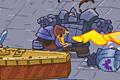 [ドラキュラの眠る棺桶を守る防衛格闘ゲーム]Tomb Defender