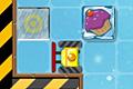 [氷漬けの食料をゴールまで運ぶパズルゲーム]Polar Slide