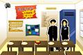 [閉じ込められてしまった教室からの脱出ゲーム]No Exit 2: The Classroom Escape