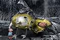 [飛行ロボットの新たなボディを見つけるポイントクリックアドベンチャーゲーム]Alchemia