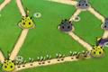 [虫たちの陣取りゲーム]Bug War 2