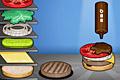 [お客さんのオーダーを受けハンバーガーをつくるクッキングゲーム]Papa's Burgeria