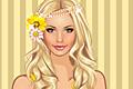 [ひまわりおねえさんの着せ替えゲーム]Sunflower Princess