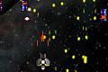 [敵を倒し自機を強化しながら進むシューティングゲーム]Space Arcade