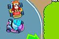 [マリオカートの2D版的なレーシングゲーム]Zoo Racer