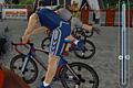 [スイム、バイク、ランと3種の競技をこなしていくトライアスロンゲーム]Extreme Triathlon