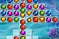 [バックパネルを消していく入れ替えパズルゲーム]Sea Treasure Match