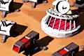 [敵の攻撃から基地を死守する防衛ゲーム]Warzone Tower Defense Extended