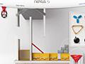 [アイテムを配置しボールをゴールまで誘導させるGoogle製ピタゴラパズルゲーム]Nexus Contraptions