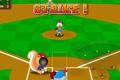 [リスとニワトリのマウス操作ベースボールゲーム]Miniclip Allstar Baseball