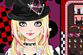[グラムパンクファッションおねえさんのメイクアップゲーム]Glam Punk Make-Up