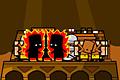 [ネコ神のチカラで太陽王の建造物建造を阻止するアクションゲーム]Cat God vs Sun King