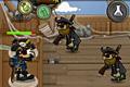 [お宝を盗みにくる海賊たちを迎え撃つ防衛アクションゲーム]Pirates of Teelonians