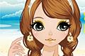 [夏の海に似合うコーディネートをするメイクアップゲーム]Summer Dress Up