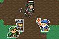 [敵からクリスタルを守りぬく防衛ゲーム]Pixel Defenders