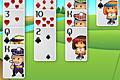 [±1のカードを置いていくソリティアカードゲーム]Golf Solitaire Pro