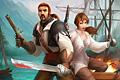 [海賊達の間違い探しゲーム]Pirates 5 Differences