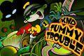 [モンスターがウロついているキッチンからキーカードを探すアクションゲーム]Tummy trouble