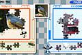 [コンピューターと対戦するジグソーパズルゲーム]ジグソーバトル