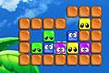 [ブロックをスライド、落下させて消していくパズルゲーム]Super Blux