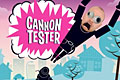[大砲で人を吹っ飛ばすゲーム]Cannon Tester