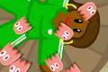 [ナイフ投げアクションゲーム]Gingerbread Circus 2