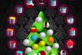 [ボールを指定の模様に塗っていく脳トレパズルゲーム]Factory Balls the Christmas Edition