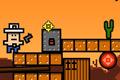 [ターゲットを打ち抜き、出口まで進むアクションパズルゲーム]Cuboy Quest