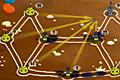 [虫たちの陣取り攻防ゲーム]Bug War Recolonize