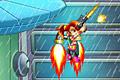 [パラシュートやジェットパックを使って移動し敵を倒すアクションゲーム]Canyon Shooter 2