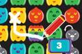 [マウスで線を引いて同色ブロック消していくパズルゲーム]Bomboozle
