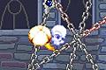 [チェーン付き砲弾をから逃げまくるアクションゲーム]Bone Ranger