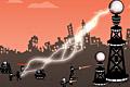 [電気攻撃で敵をやっつける防衛アクションゲーム]Tesla