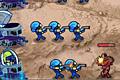 [敵からの攻撃を迎え撃つ防衛アクションゲーム]Rock and War