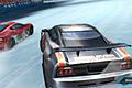 [つるっつるの氷上コースを疾走するレーシングゲーム]Arctic Drift