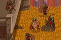 [兵隊を送り出し敵の砦を攻め落とす攻防ゲーム]Siegius