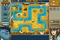 [ケーキの塔を設置し海賊どもを迎え撃つ防衛ゲーム]Cake Pirate 2