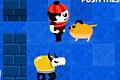 [キャラを切り替え、協力しながらアイテムをゲットしていくアクションパズルゲーム]Monster Bark