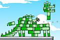 [鉄球をブロックにぶつけて落下させる物理パズルゲーム]Blosics 3