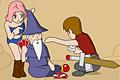 [冒険者ぽい人たちがトランプとかで遊んでる部屋からの脱出ゲーム]ナニコノクエスト~古代の王と興味のない人々~