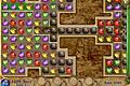 [宝石を消し液体をゴールまで導くパズルゲーム]4 Elements