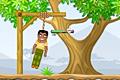 [絞首刑にあっている人々を弓矢で助け出すアクションパズルゲーム]Gibbets 2